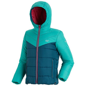 Regatta Lofthouse II Jacket Girls Cermic/Moroccan Blue